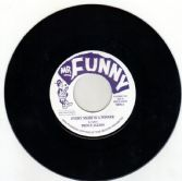Prince Jazzbo - Every Nigga Is A Winner / dub (Mr. Funny) UK 7""